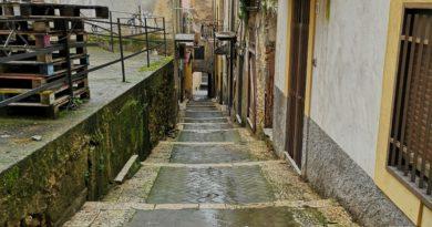 Via Colasberna, Caltanissetta